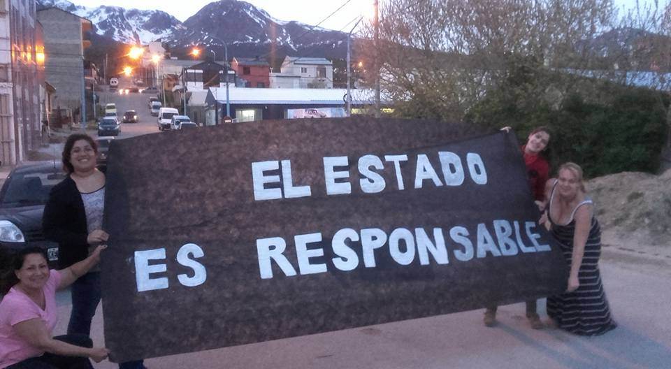 alika el estado es responsable